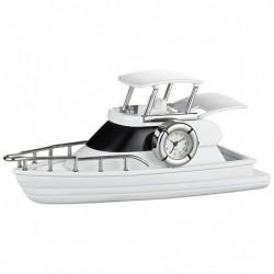 Tisch-Uhr Speedboot