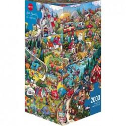 puzzle 2000 teile